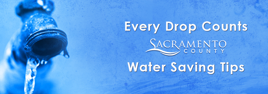 Join the regional effort to conserve water