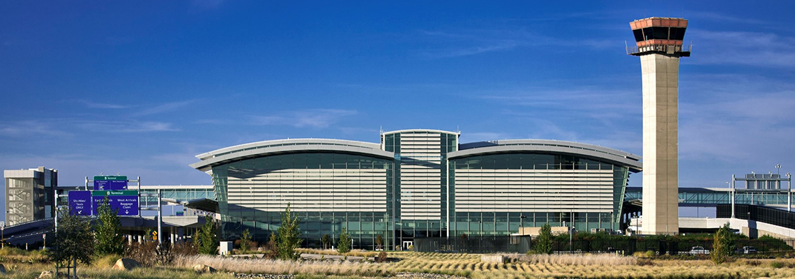 Airport Terminal B:  LEED Silver Certification: Saves money and resources...