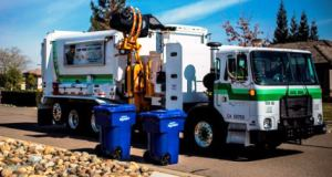 Rerouting Waste Collection Fleet